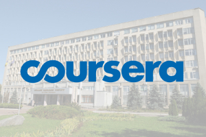 ChNU was registered on Coursera's distance learning platform
