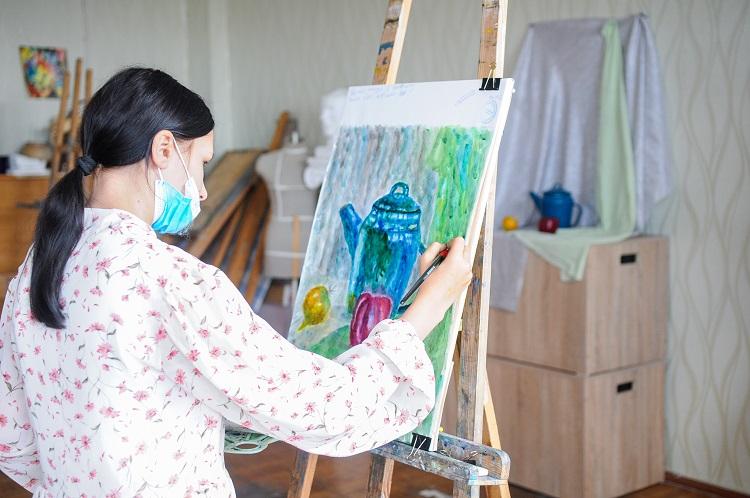 Творчі конкурси на кафедрі образотворчого та декоративно-прикладного мистецтва